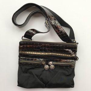 Brighton Nylon Shoulder Bag